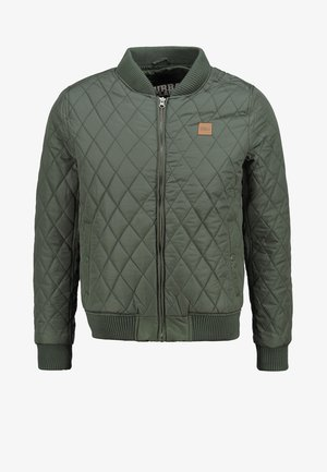 DIAMOND - Light jacket - olive