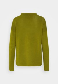 TOM TAILOR - OTTOMAN - Jumper - wood green - 1