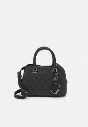 MIKA SMALL GIRLFRIEND SATCHEL - Håndveske - coal