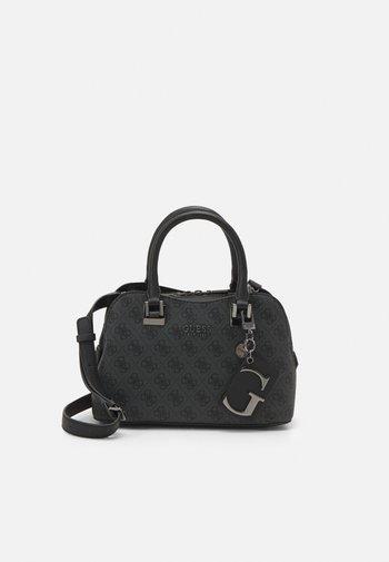 MIKA SMALL GIRLFRIEND SATCHEL - Handbag - coal
