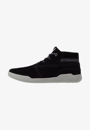 HEX MID - Sneakersy wysokie - black