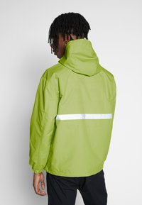 Obey Clothing - RECESS ANORAK - Chaqueta fina - key lime - 2