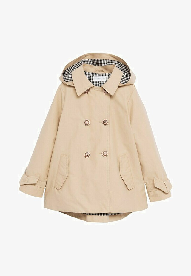 GRACE - Trenchcoat - beige