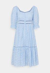 By Malina - GLORIA DRESS - Vapaa-ajan mekko - sky blue - 0