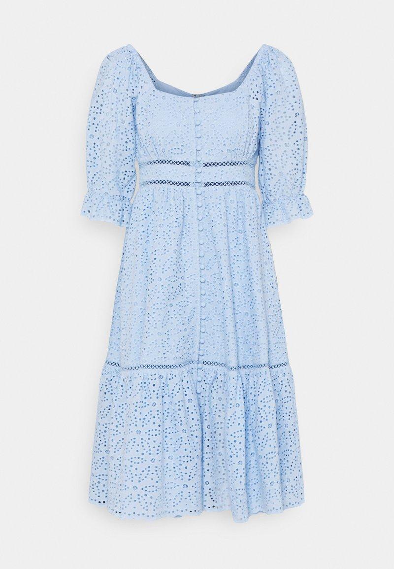 By Malina - GLORIA DRESS - Vapaa-ajan mekko - sky blue