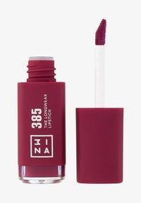 3ina - THE LONGWEAR LIPSTICK - Liquid lipstick - 385 - 0