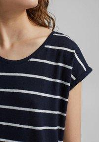 edc by Esprit - T-shirt imprimé - navy - 5