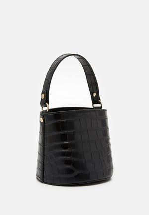 PCRABBI CROSS BODY - Handbag - black