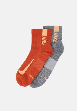 ANKLE 2 PACK UNISEX - Sportovní ponožky - multicoloured