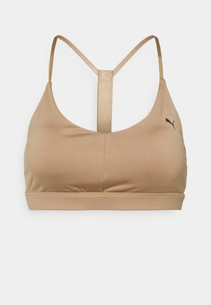 LOW IMPACT STRAPPY BRA - Sport-bh met light support - amphora