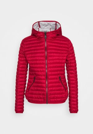 LADIES JACKET - Down jacket - red