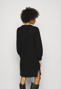 Anna Field - Balloon Sleeve - Jumper dress - black - 2