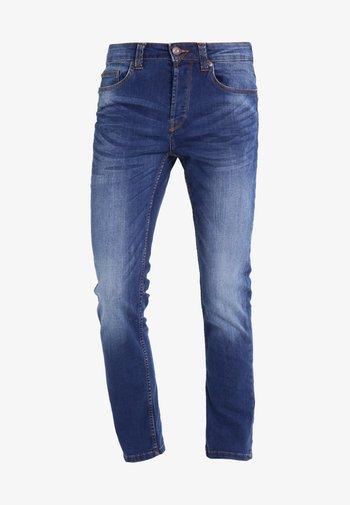ONSWEFT - Jeans straight leg - medium blue denim