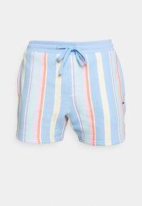 Tommy Jeans - STRIPE SHORT - Shorts - light powdery blue - 3