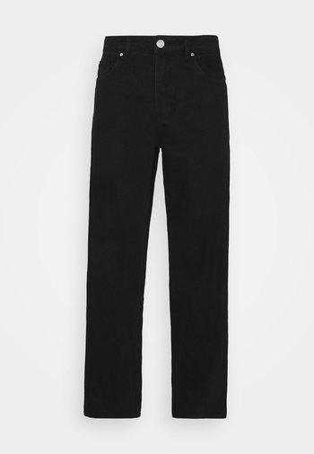 PETROL HEAD - Straight leg jeans - black