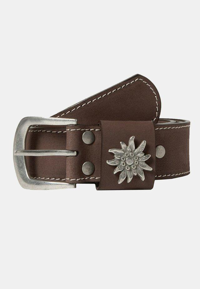 TRACHTEN - Belt - braun