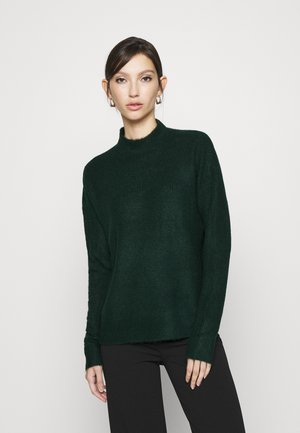 VMLEFILE HIGHNECK - Jumper - pine grove