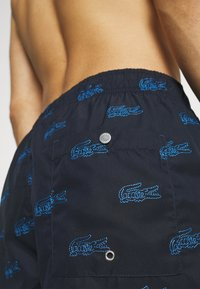 Lacoste - Badeshorts - abysm/turquin blue - 2