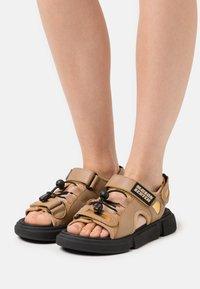 Scotch & Soda - DAISIE SPORT - Walking sandals - gelb - 0