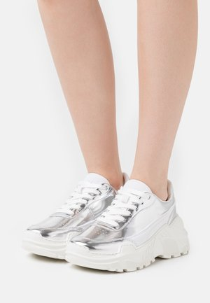 ZENITH CLASSIC DONNA  - Sneakers laag - silver