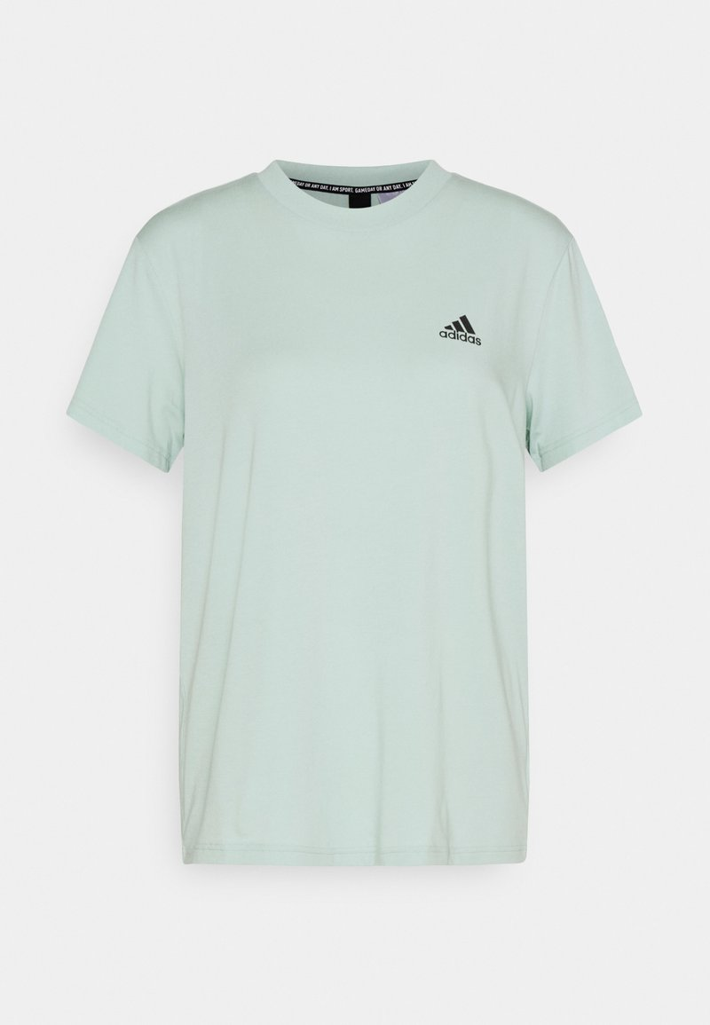 adidas Performance - Basic T-shirt - green