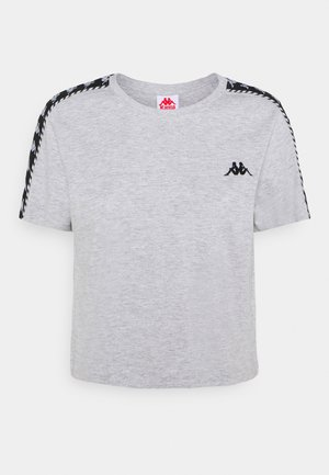 INULA - Print T-shirt - grey melange