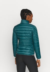 CMP - WOMAN JACKET SNAPS HOOD - Winter jacket - petrolio - 3