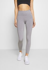 Cotton On Body - ACTIVE CORE - Tights - mid grey marle - 0