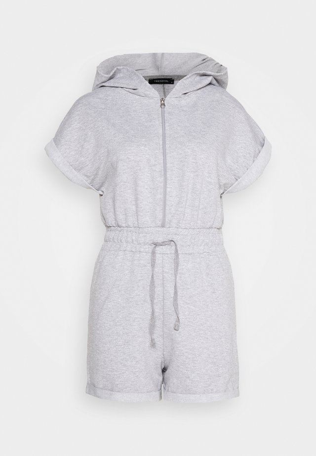 Jumpsuit - gray