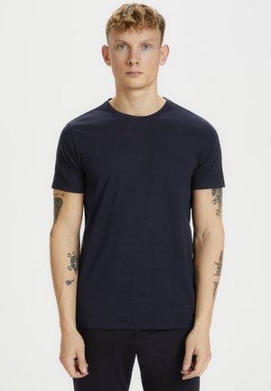 JERMALINK - T-shirt basic - dark navy