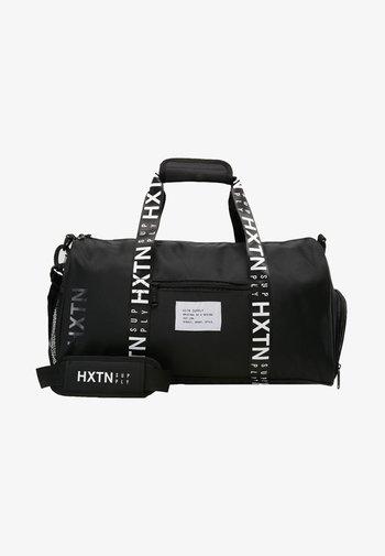 PRIME DUFFLE - Sportovní taška - black