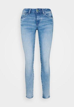 PIXIE STITCH - Jeans Skinny Fit - light blue denim