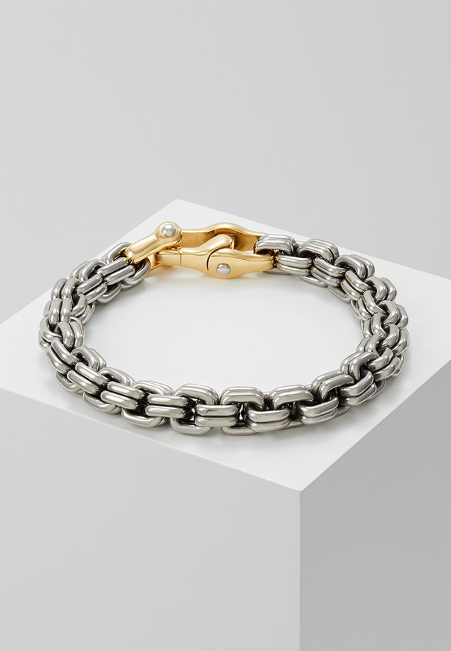BRACELET - Bracciale - silver-coloured