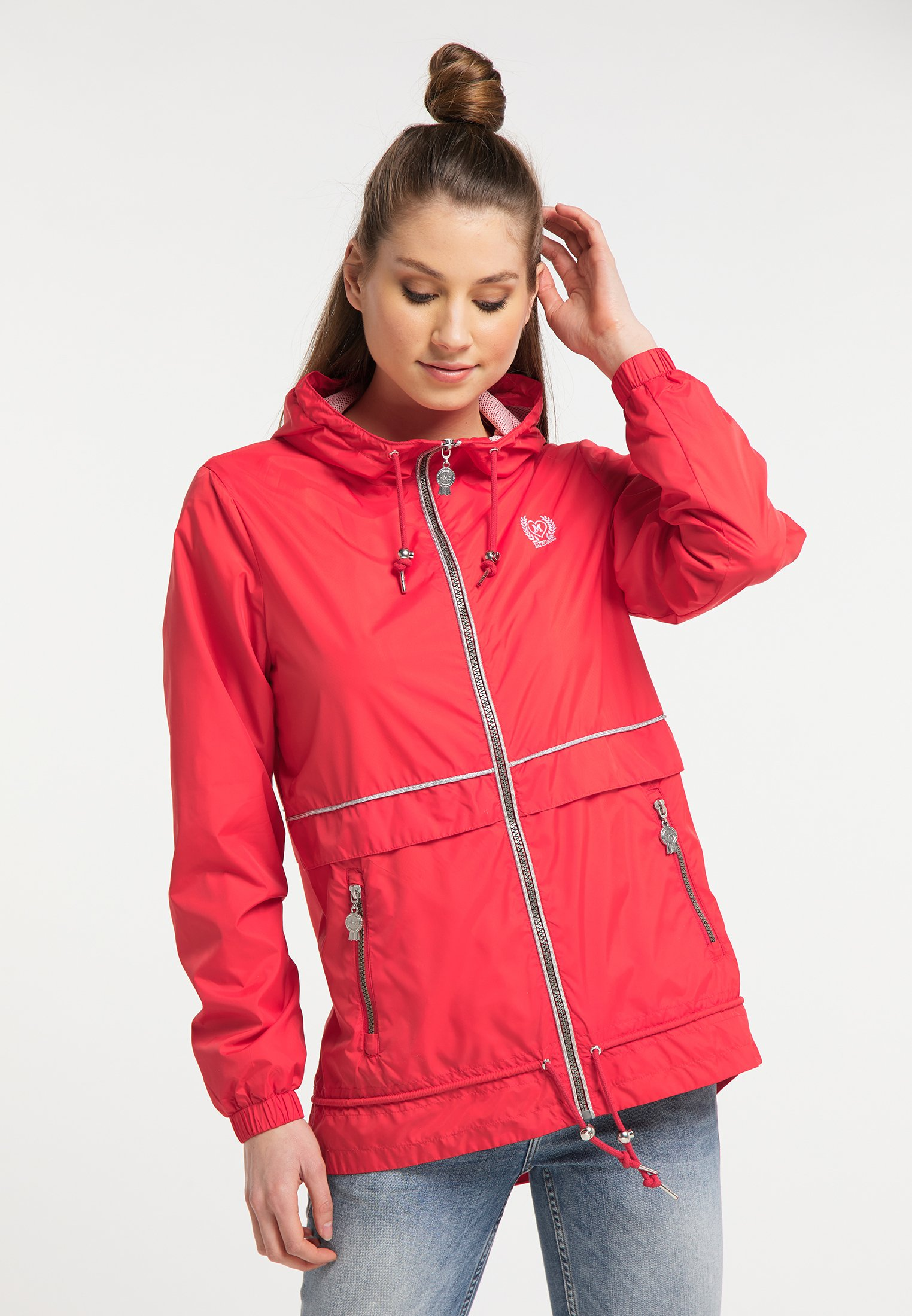 Affordable Women's Clothing myMo Summer jacket red g1uVtXxwJ