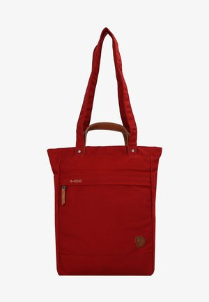 Handbag - deep red