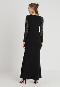WAL G. - SLEEVE MAXI - Cocktail dress / Party dress - black - 3
