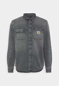 SALINAC SHIRT MAITLAND - Shirt - black light