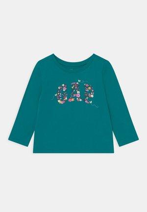 LOGO - Maglietta a manica lunga - dark blue