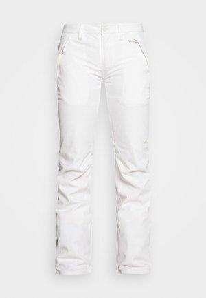 SOCIETY STOUT - Schneehose - stout white