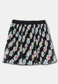 Desigual - A-line skirt - black - 1