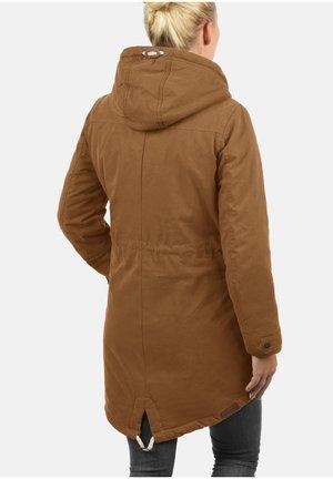 PARKA LEW PARKA - Winter coat - cinnamon
