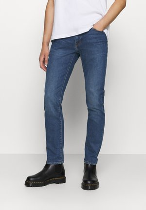 511™ SLIM - Jean slim - dark blue denim