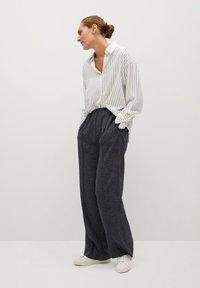 Mango - SOFT - Pantalon classique - grigio - 1
