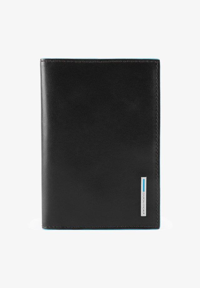 Paspoorthouder - black