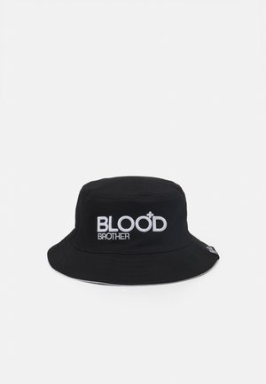 UNISEX - Hat - black/white