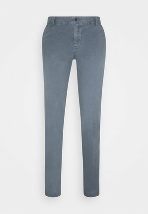 SCANTON DITSY PATTERN PANT - Stoffhose - faded ink