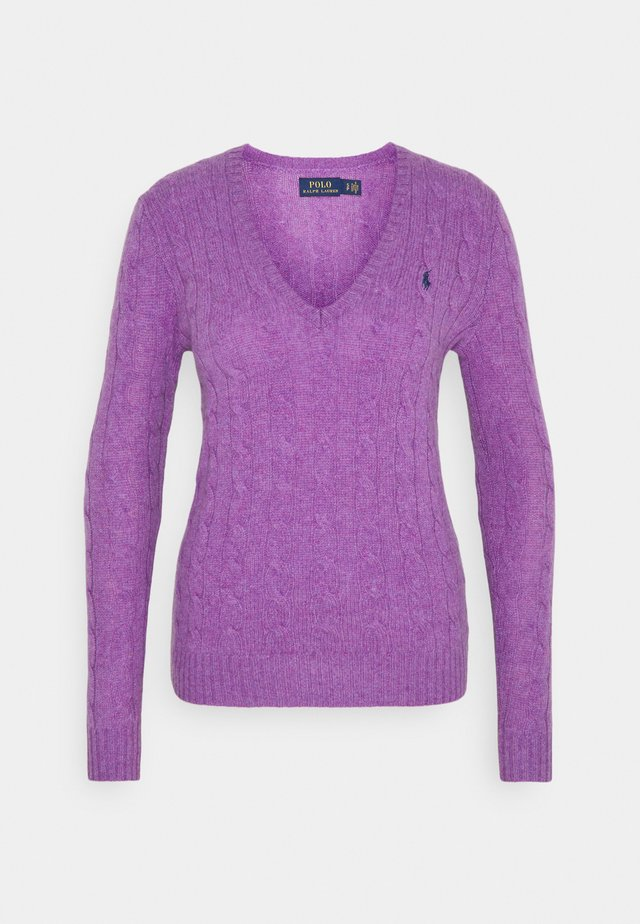 Pullover - atlantis purple