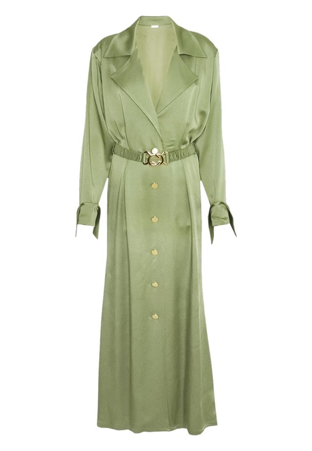 Maxi dress - pale green