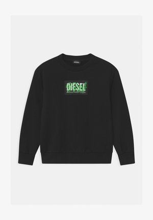 OVER UNISEX - Sweatshirt - nero