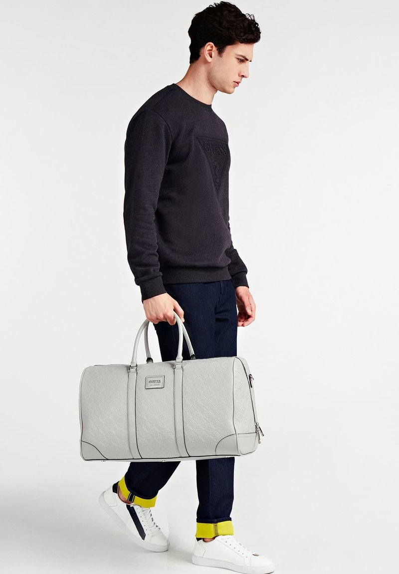 Guess - Weekend bag - grau